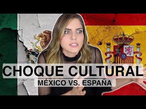 CHOQUE CULTURAL | MÉXICO VS. ESPAÑA | ☀ SUNSHINE