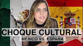 CHOQUE CULTURAL | MÉXICO VS. ESPAÑA |  SUNSHINE