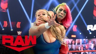 Asuka & Naomi vs. Eva Marie & Doudrop: Raw, June 28, 2021