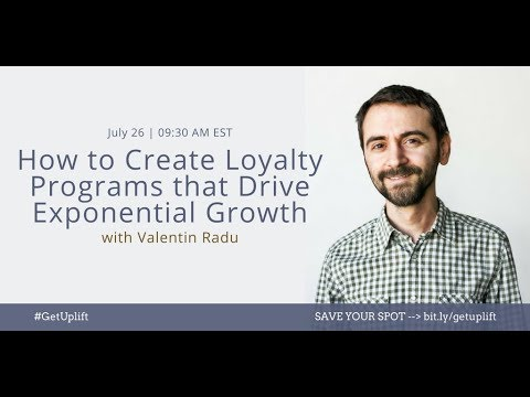 Valentin Radu: How to use the RFM Model to Drive Continuous Growth
