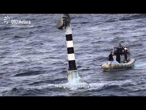OTO-Melara DART Ammunition Firing Trials