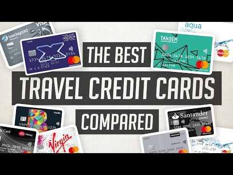 Best Travel Credit Cards Compared | UK 2019