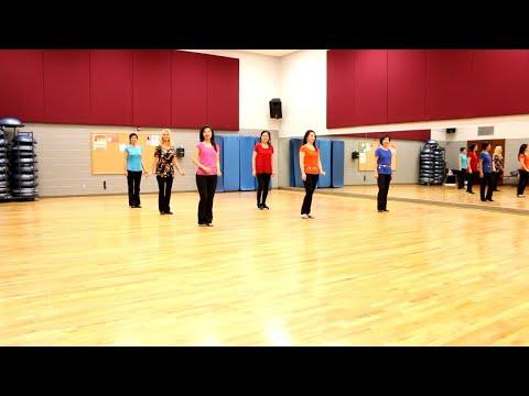 Oh Mama Hey - Line Dance (Dance & Teach in English & 中文)