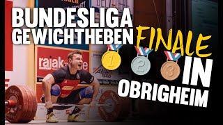 Bundesliga GEWICHTHEBEN - Mein FINALE in Obrigheim