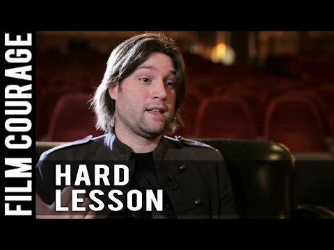 A Lesson Most Filmmakers Have To Learn The Hard Way by Pascal Payant
