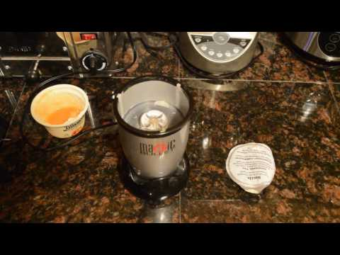 Magic Bullet Express Deluxe As Seen On TV Blender Review