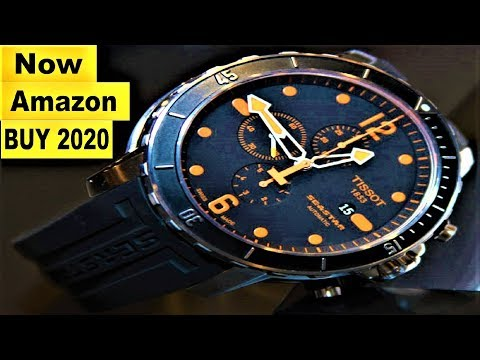 TOP 8 New Tissot Watches 2020   Best Tissot Watches 2020 Buy From Amazon!