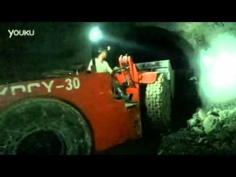 XDCY-15  1.5CBM 3ton diesel scooptram . underground mining loader .