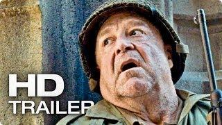 MONUMENTS MEN Offizieller Trailer #2 Deutsch German   2014 George Clooney [HD] Thumb