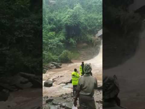Kintampo Water Falls -Ghana