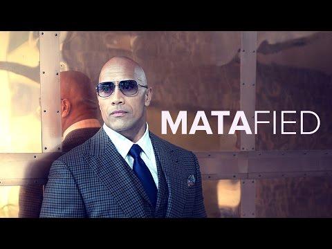 "MATAFIED: The Style of Dwayne ""The Rock"" Johnson with Robert Mata (Episode 1)"
