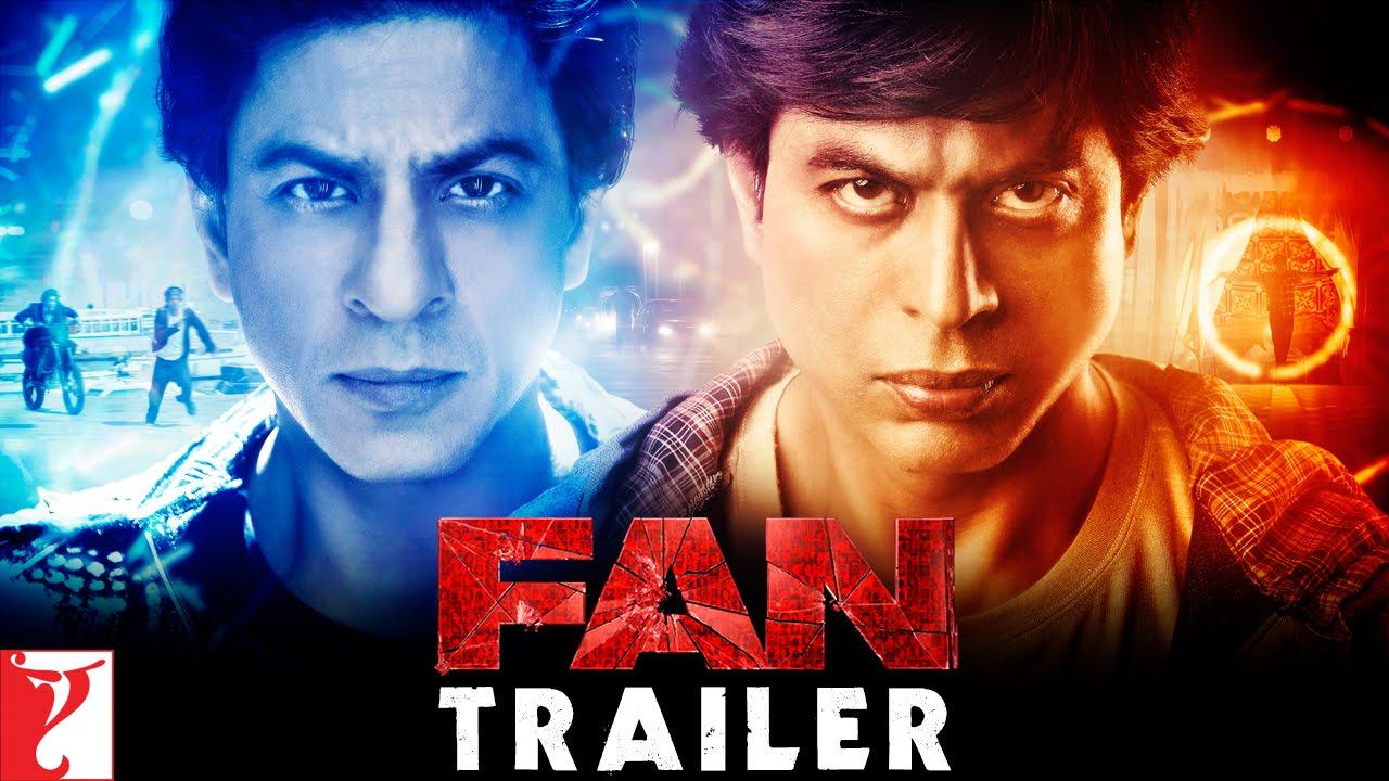 Fan Official Trailer With Arabic Subtitles Shah Rukh Khan