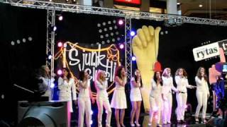 MRU merginų vokalinis ansamblis - Lauk manęs (2009-10-17)