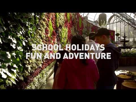 School Holidays Adventures At The Royal Botanic Garden Sydney