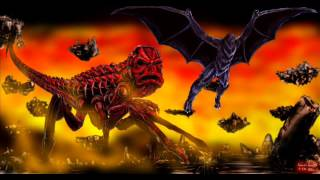 Nes Godzilla Creepypasta OST - Unforgiving Cold