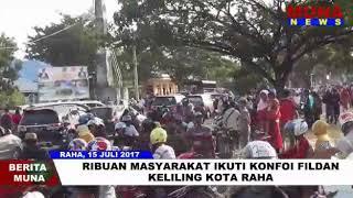 Edy Herlambang MUNA TV Tanya Management Dalam berita Daerah Sultra
