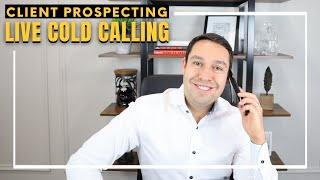 Should You Use a Mike Ferry or Tom Ferry Script? Live Cold Calling! screenshot 3