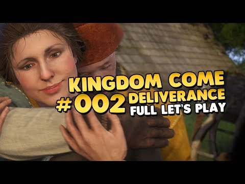 Kingdom Come Deliverance | Ein ganz normales Leben 👑 #002 [Let's Play][PC][Deutsch]