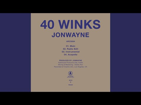 40 Winks Radio Edit