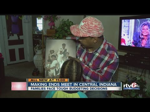 Making ends meet in Central Indiana