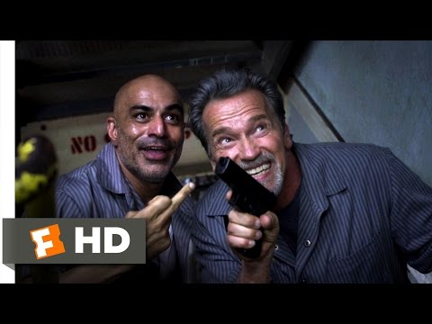 Escape Plan (7/11) Movie CLIP - The Riot (2013) HD