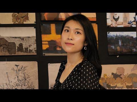 JJ Song: Choosing an Artistic Life - School of Visual Development