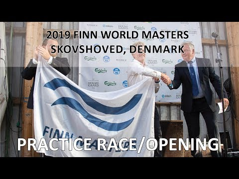 2019 Finn World Masters Opening and Practice Race