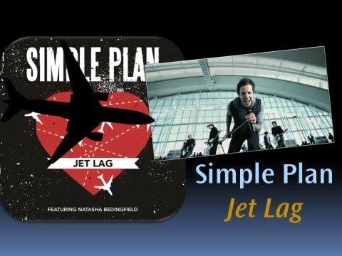 Simple Plan - Jet Lag ft. Kelly Cha (Lyrics)