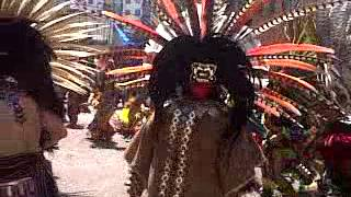 aztec dancer 2