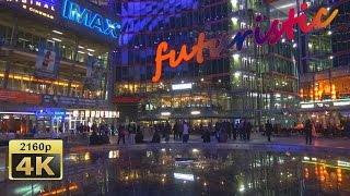 Sony Center Berlin - Germany 4K UHD Travel Channel