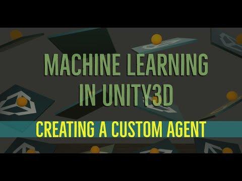 Creating a custom Unity3D Machine Learning Agent
