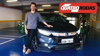 Honda HR-V Touring 1.5 turbo é uma boa compra? Descubra!