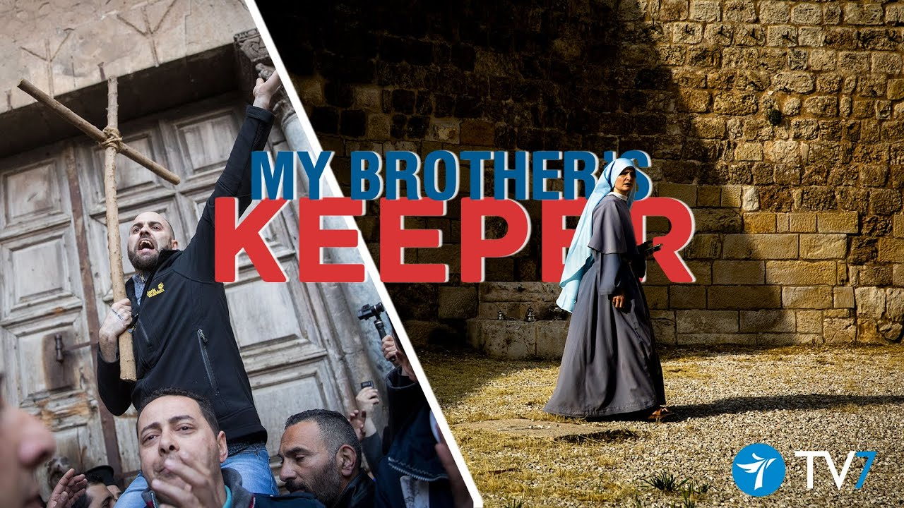 My Brother's Keeper: The Abrahamic Covenant, Building Bridges between Israel and the Middle East