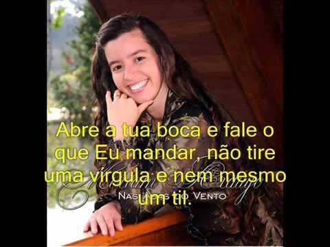 Miriam Araújo - História De Um Profeta Legendado