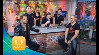 Elenco de Sólo para mujeres en el estudio | El Coque VA! | Televisa Televisión