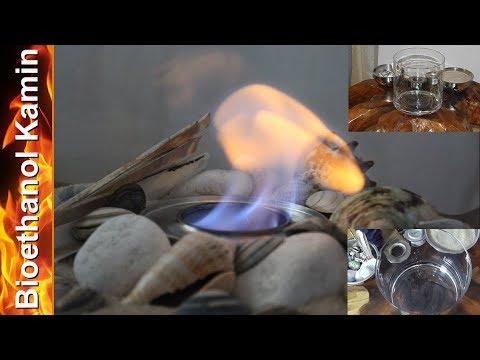 bioethanol kamin selber bauen tischfeuer youtube. Black Bedroom Furniture Sets. Home Design Ideas