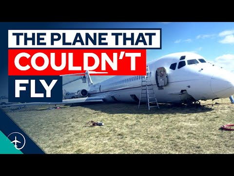 What stopped this plane from flying? | Ameristar Air cargo flight 9363