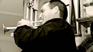Handel Largo from Xerxes for Trumpet & Organ