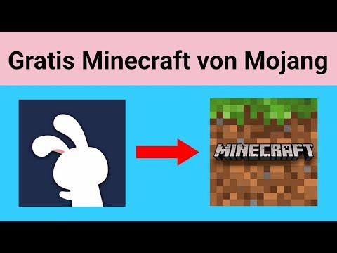 Gratis Minecraft Installieren Von Mojang (Android)