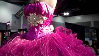 QUINCEANERA DRESS 2013 NEW STYLES SWEET SIXTEEN 16 15 MOST BEAUTIFUL DRESSES  WOW!!