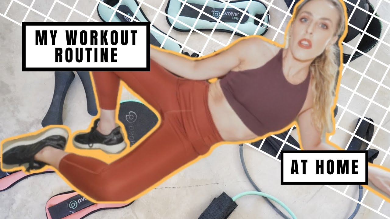 Download MY DAILY WORKOUT ROUTINE AT HOME/P.VOLVE WORKOUT AND P.VOLVE REVIEW