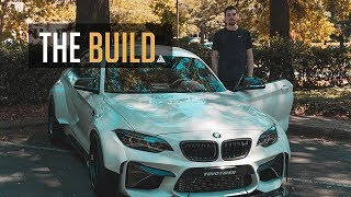 The Build | The Near Death Experience of the M2 Ghost! Crazy BMW M2 BUILD