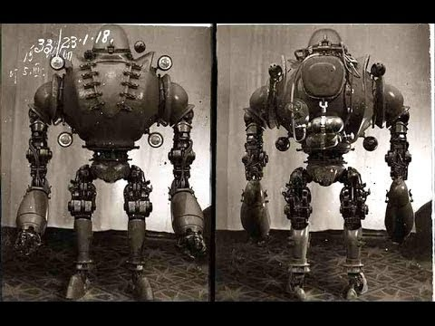 Bio Robots   5 Secret Soviet Projects
