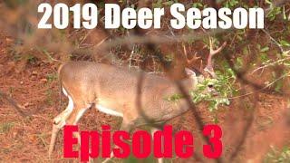 BIG BUCKS CLOSE! 2019 Deer Season- Episode 3. Hunting Tyler's Biggest Archery Buck