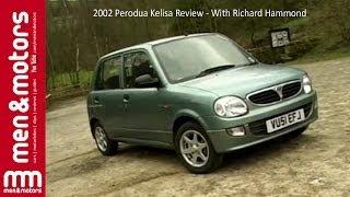 2002 Perodua Kelisa Review - With Richard Hammond
