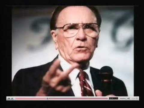 Oral Roberts Discussing Sex