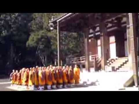 Shingon Monks