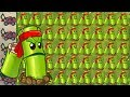 Plants vs. Zombies Online - Every Bruce Bamboo Power Up! (植物大战僵尸Online)