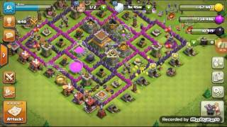 Clash of clans ROMANIA-UN WAR DESTUL DE BUN!