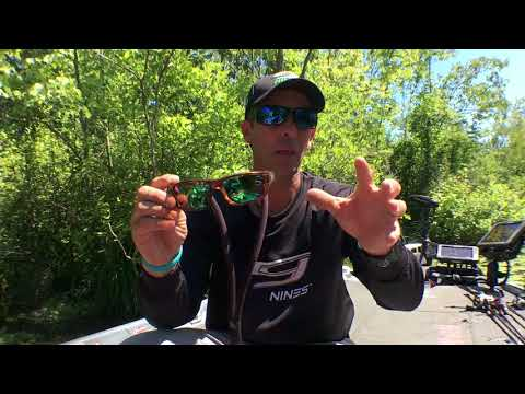 Mike IKE Iaconelli Talks Lens Color Importance While Fishing